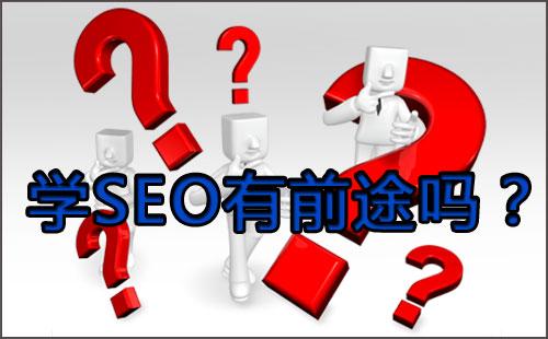 学习SEO优化推广有前途吗?怎么自学SEO