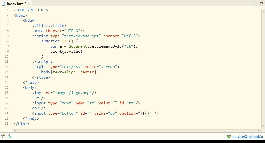 DCloud - HBuilder HTML5网页编织器、5+、mui、流应用
