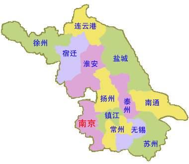 江苏包含哪些市区,江苏网站建设